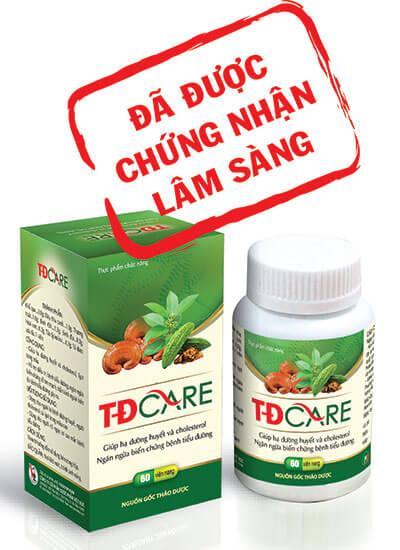 vien-tieu-duong-tdcare